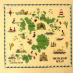 Isles of Scilly Map – Cornwall