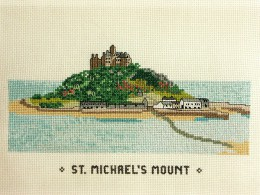 St Micheal's Mount Cornwall