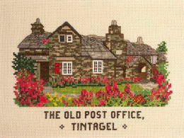 Tintagel Old Post Office Cornwall