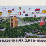 Balloons Over Clifton Bridge